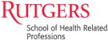 Rutgers SHRP logo